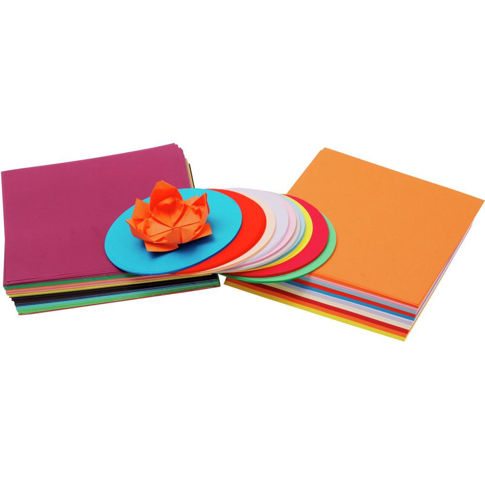 JASART COVER PAPER A4 125gsm Orange