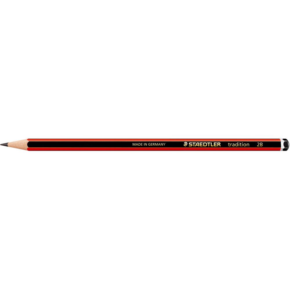 Staedtler 110 Tradition Graphite Pencils 2B