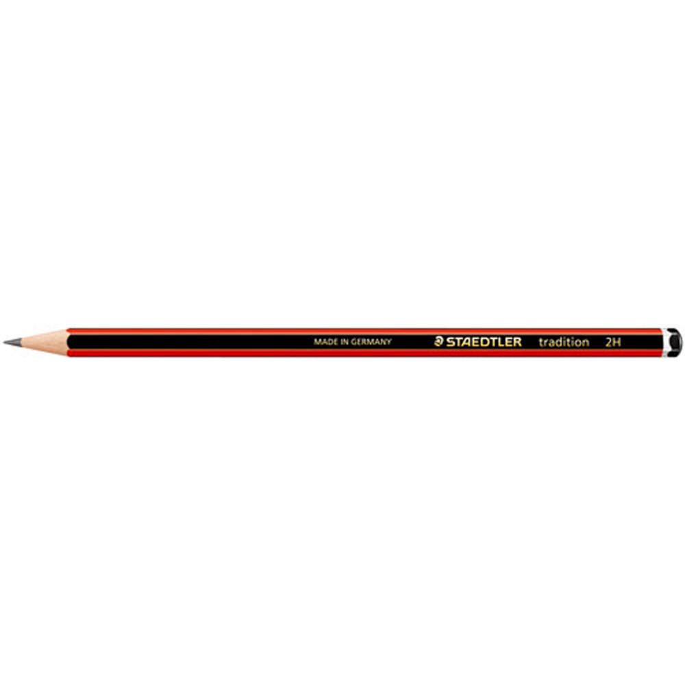 Staedtler 110 Tradition Graphite Pencils 2H