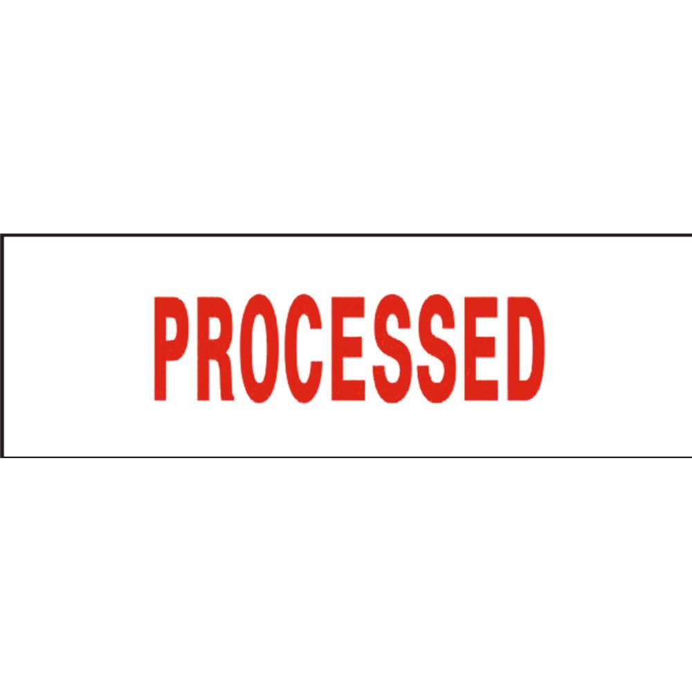 DESKMATE PRE INK STAMP PROCESSED Red P27