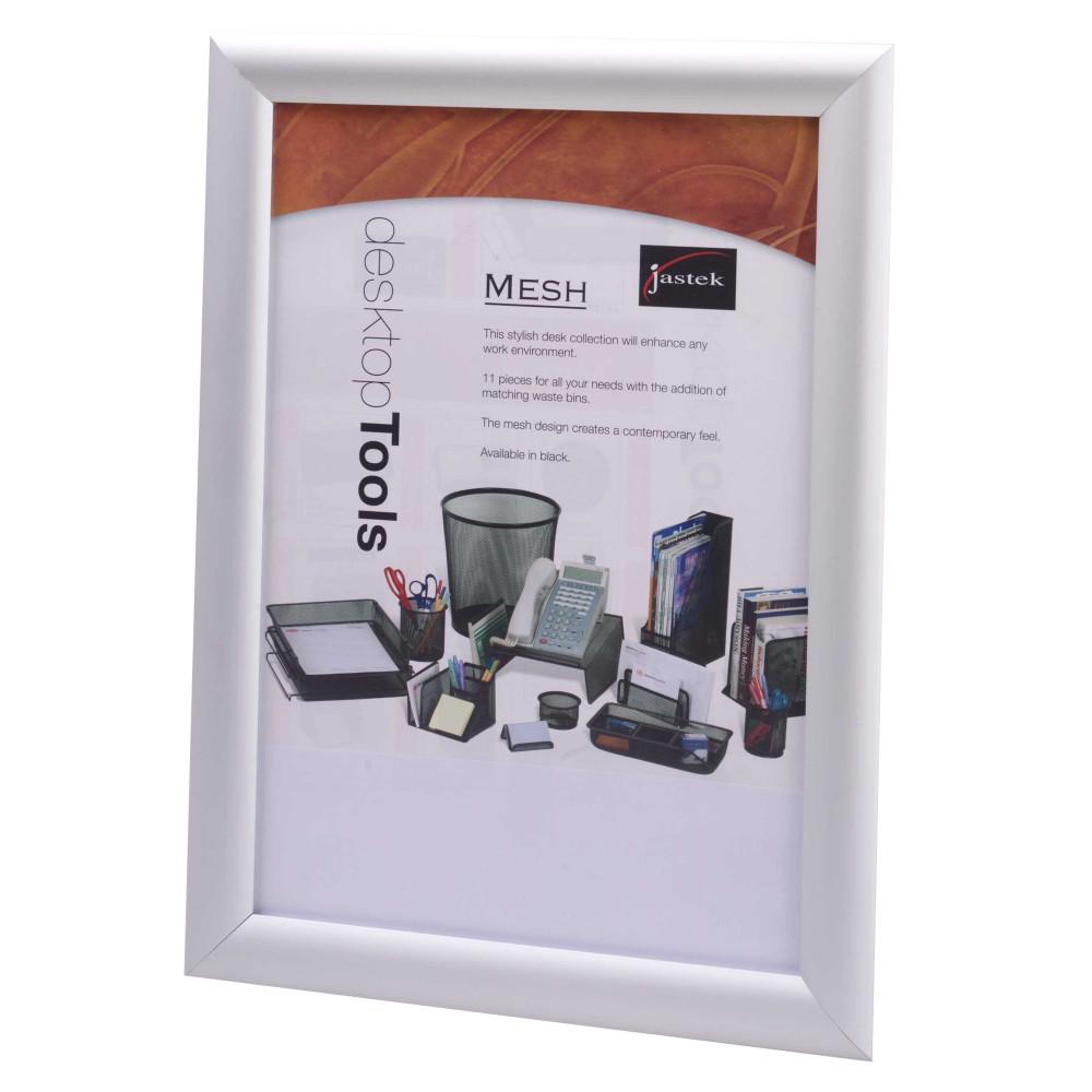 Quartet Instant Poster Frames A2 25mm Aluminium