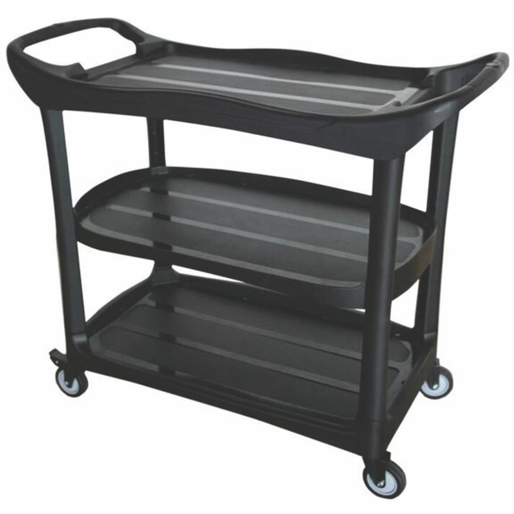 CLEANLINK TROLLEY 3-Tier Trolley 139.5x52.4x94cm