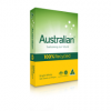 Australian Copy Paper A4 80gsm 100% Recycled Ream of 500