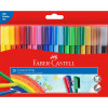 FABER CASTELL CONNECTOR PEN Assorted 20s