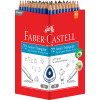 FABER CASTELL 2001 PENCIL Junior Grip 2B