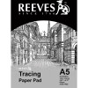 Reeves Tracing Paper A5 65gsm 25 Sheets