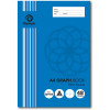 OLYMPIC GRAPH EXERCISE BOOKS A4 48Pages 10mm Squares