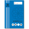 OLYMPIC GRAPH EXERCISE BOOKS A4 96Pages 5mm Squares