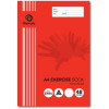 Olympic Exercise Book Ruled A4 18mm 48 Page