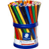 STAEDTLER MAXI COLOUR PENCILS Cup 70