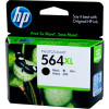 HP #564XL INKJET CARTRIDGE CB321WA, Black