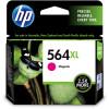HP #564XL INKJET CARTRIDGE CB324WA, Magenta