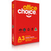 A3 OFFICE CHOICE COPY PAPER 80GSM REAM **also available in box of 3**