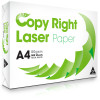 COPY RIGHT LASER PAPER A4 White Copy Paper - 80gsm Ream of 500