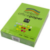 RAINBOW OFFICE PAPER A4 80GSM Green Ream of 500