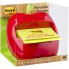 POST-IT POP-UP DISPENSERS Apple Dispenser 1 Dispenser + 50 Sheets