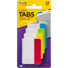 POST-IT DURABLE TABS Full Colour Index & Filing Pack of 24