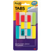 POST IT DURABLE INDEX TABS 686-VAD2 50mm, 25mm Colour Pack of 7