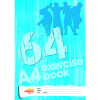 Office Choice Exercise Book A4 8mm Ruled 64 Page