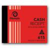 Olympic 615 Carbon Book Triplicate 100x125mm Cash Receipt 100 Leaf