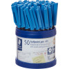 STAEDTLER STICK 430 BALL PEN Med Blue Box of 50