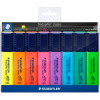 STAEDTLER CLASSIC HIGHLIGHTER Textsurfer Assorted Wallet 8