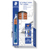 STAEDTLER MARS MICROGRAPH LEAD 2H 0.5mm Tube of 12