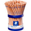 STAEDTLER 130 NATURAL PENCIL HB Cup 100