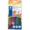 STAEDTLER NORIS CLUB Assorted Coloured Pencils Pack of 12