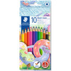 STAEDTLER 126 12 NORIS PENCILS Maxi Coloured Pack of 10