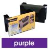 FELLOWES DESKTOPPER Purple