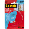 SCOTCH 4010 MOUNTING TAPE 25.4mmx1.51m Clear