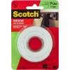 SCOTCH 110 MOUNTING TAPE Foam 12.7x1.9mt