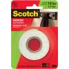 SCOTCH 114 MOUNTING FOAM TAPE H/Duty 25.4mmx1.27m Roll