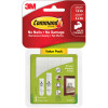 3M 17203 HANGING STRIPS Small & Medium Combo Pack of 2