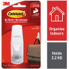 COMMAND 17003 LARGE HOOK With Adhesive 1 Pack