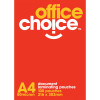 OFFICE CHOICE LAMINATING POUCH A4 80 Micron Box of 100