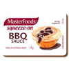 MASTERFOODS BBQ SAUCE 14gm BBQ Sauce Portions Pack of 100