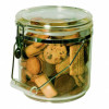 CONNOISSEUR STORAGE CANISTERS W/Handle Round Acrylic, 4.5Ltr