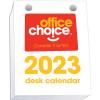 OFFICE CHOICE DESK CALENDAR Refills Top Opening 100x75mm