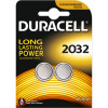 DURACELL SPECIALITY BUTTON Battery DL2032 Lithium Pack of 2