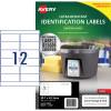 Avery 959242 Ultra Heavy Duty Industrial Labels White L7913