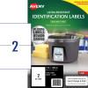 Avery 959245 Ultra Heavy Duty Industrial Labels White L7916