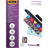 Fellowes Laminating Pouches A4 80 Micron pk 100