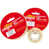 OFFICE CHOICE TRANSPARENT TAPE 18mm x 33m