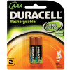 DURACELL RECHARGABLE BATTERY AAA Rechargeable 1000mAh 2/Crd