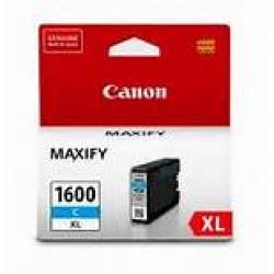 INKJET CART CANON #1600XL CYAN