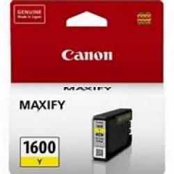 INKJET CART CANON #1600XL YELLOW