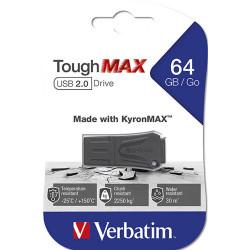 Verbatim Toughmax USB Drive USB 2.0 64GB