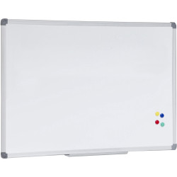 VISIONCHART OPW MAGNETIC WHITEBOARD 900 x 600mm White